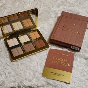 NEW Too Faced Cocoa Contour Pallette
